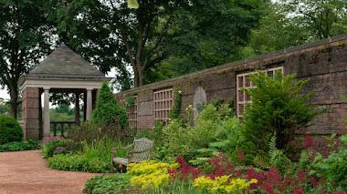 Un jardín inglés en el Botánico de Chicago