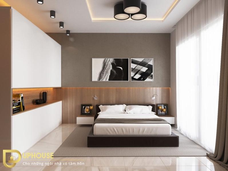 Phòng ngủ quá kín 03