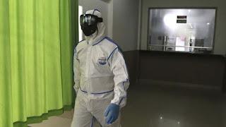 130 tenaga medis di jakarta terinfeksi covid-19