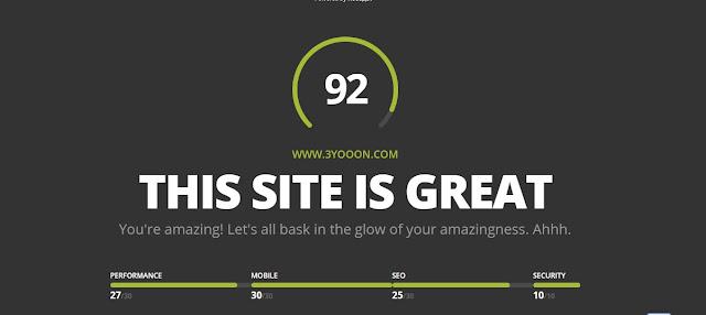 هل ستقدم مدونتك لبدأ الربح قم بفحصها الان من هنا | فحص سرعة الموقع أو مدونتك على الموبايل واجهزة الكمبيوتر