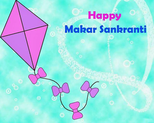 Makar Sankranti Background Images
