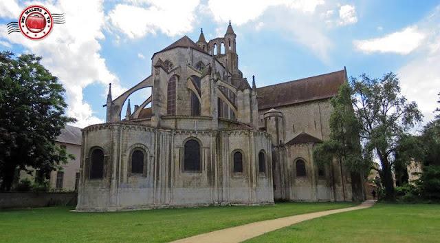 Poitiers - Iglesia de San Juan de Montierneuf