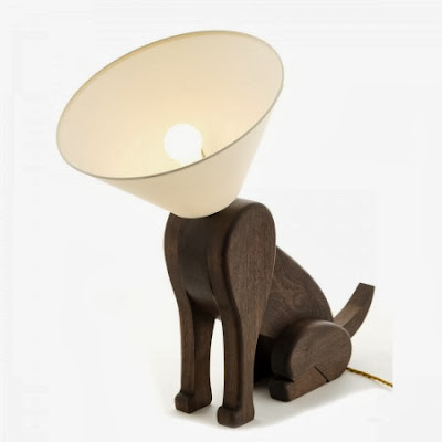 Creative and Cool Dog Lamps (15) 10