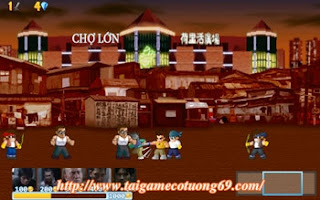 Game bui doi cho lon