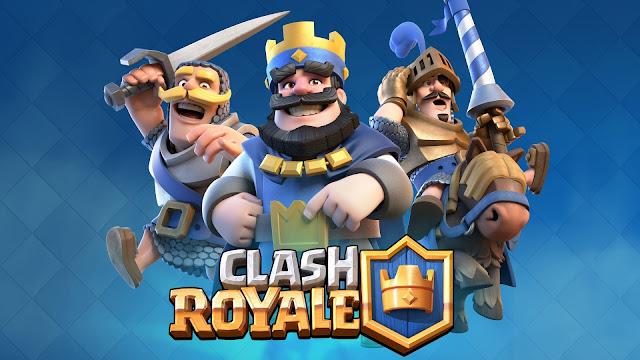 Clash Royale, Besutan Keluarga Baru dari Supercell.