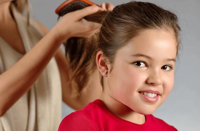 Como activarle el crecimiento del cabello a tu niña