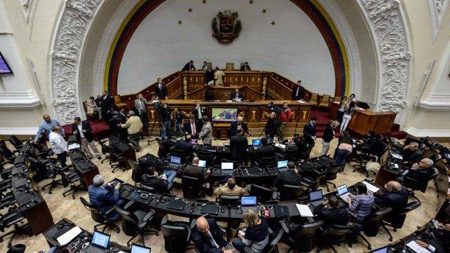 AN declara al presidente Maduro en abandono del cargo y hace llamado a convocar a elecciones