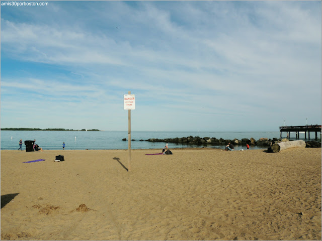 Centre Island Beach, Toronto