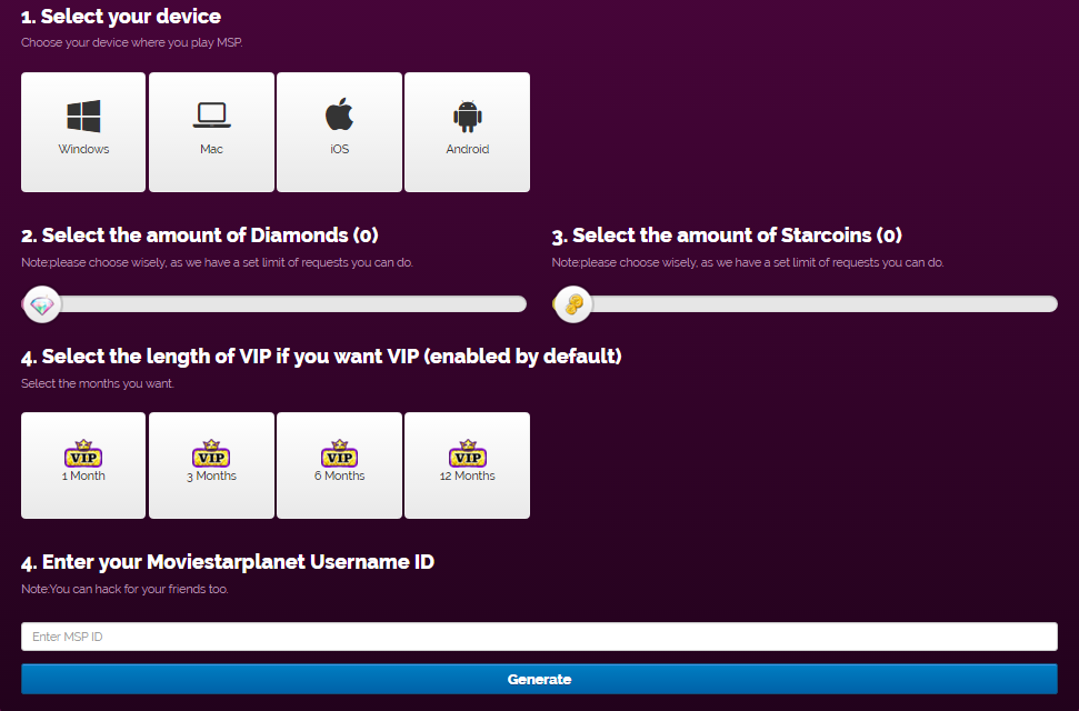 Msp starcoins fame diamonds generator download ios : Bus tokens