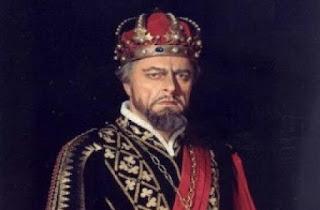 Борис Христов - болгарский Шаляпин
