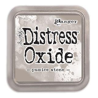 Oxide Ink Pad PUMICE STONE