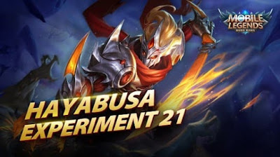 Build Item Hero Hayabusa Tersakit [Reworks Mobile Legends]