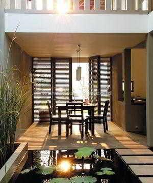Taman Minimalis Indoor Rumah Type 36