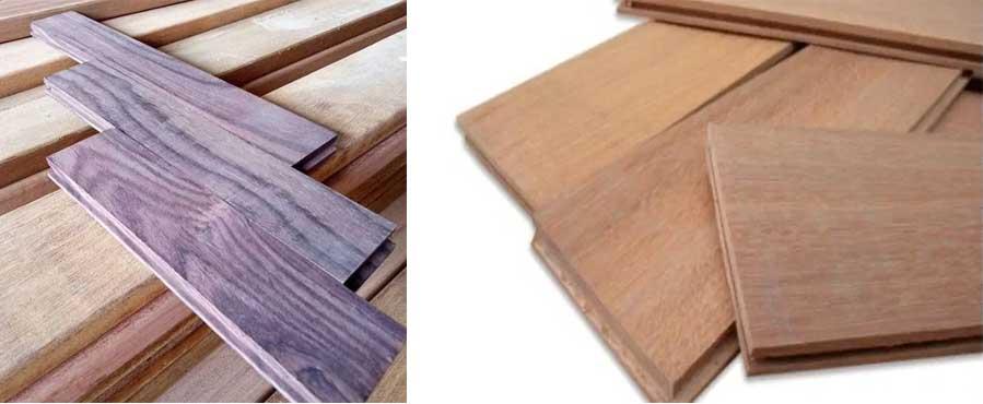 harga lantai kayu sono keling