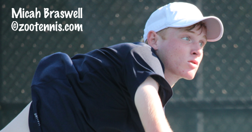 Unseeded Braswell Takes Out Top Seed at College Park ITF, Forbes Warms Up for US Open with Semifinals in Singles and Doubles; USTA National 18s Champions Get Tough Draws at US Open