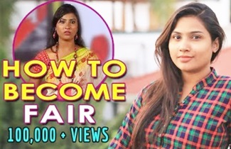 How to Become Fair | Skin Care Routine by Myna Nandhini | 2018 India