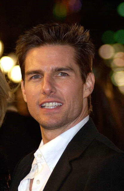 Tom Cruise Cool Spikes Hairstyle