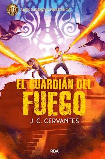 El guardián del fuego | El hijo del trueno #2 | J. C. Cervantes | Molino