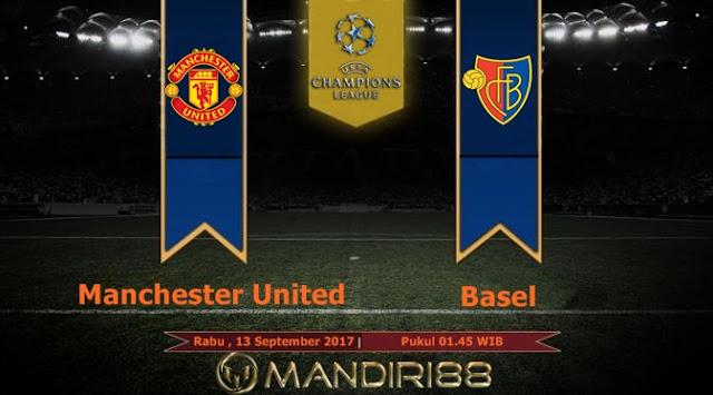 Manchester United bertekad memutus rekor pertemuan negatif ketika bersua FC Basel pada pert Berita Terhangat Prediksi Bola : Manchester United Vs Basel , Rabu 13 September 2017 Pukul 01.45 WIB