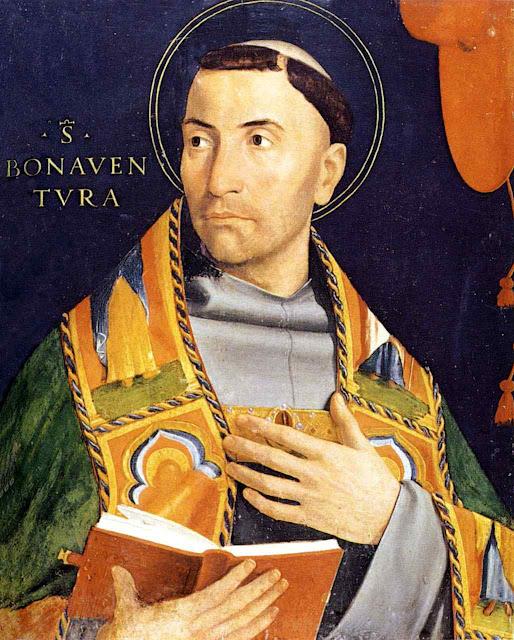 Os primeiros inícios foram com São Boaventura (1221 – 1274)