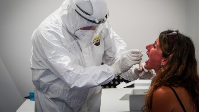 23 κρούσματα κορωνοϊού στην Περιφέρεια Πελοποννήσου το Σαββατοκύριακο 12 -13 Δεκεμβρίου