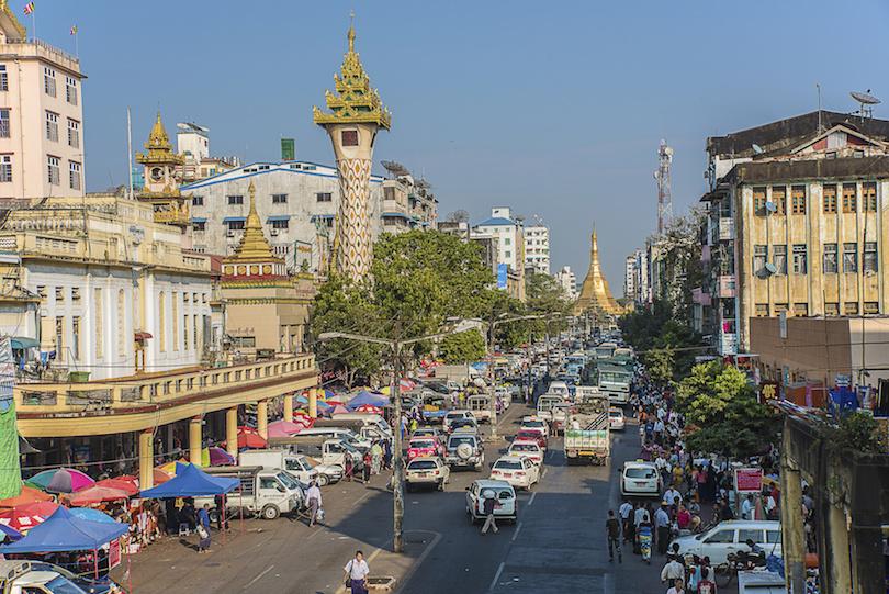 قضاء اسبوعين في ميانمار