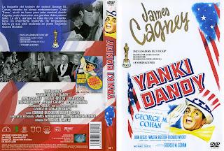 Carátula: Yanqui Dandy (1942) Yankee Doodle Dandy