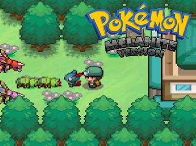 Pokemon Melanite RPG Maker XP Download
