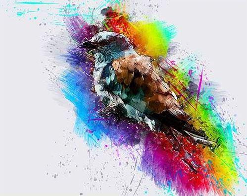 Action photoshop tạo hiệu ứng tranh sơn dầu tuyệt đẹp