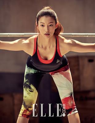 Lee El Elle June 2017
