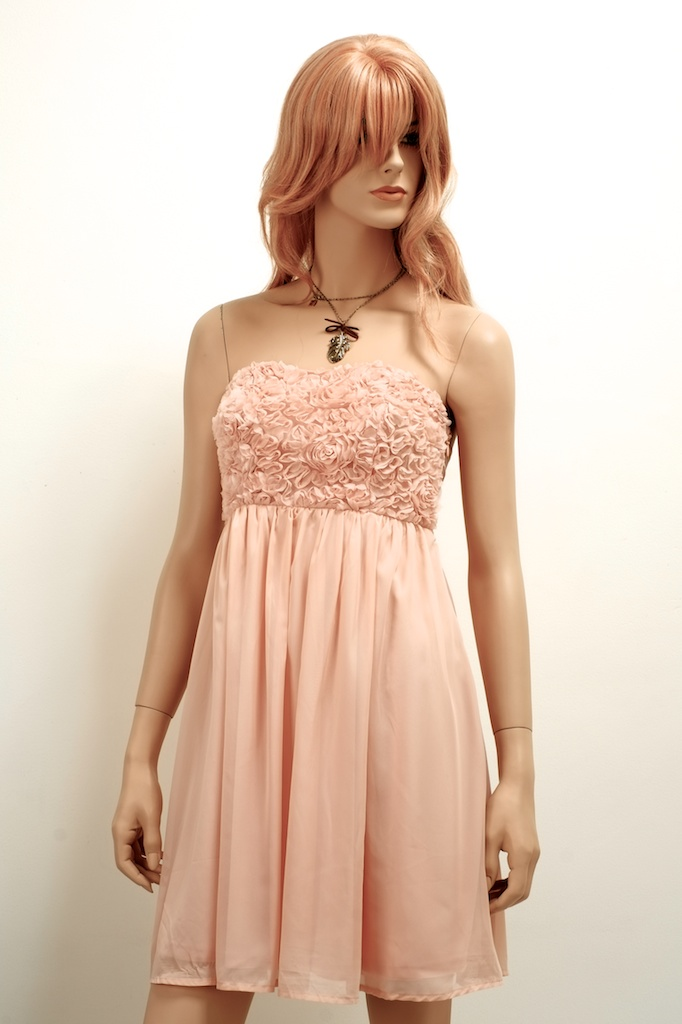 9f0d867c6582 Printzess: Azer Dress från VILA
