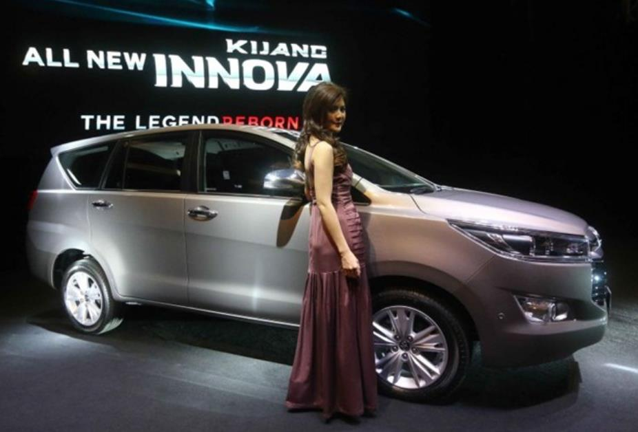 foto all new kijang innova grand avanza matic jesslie 2016 prices and specifications undergone many changes is very different from the previous generation there were to exterior of front body
