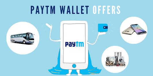 Paytm Wallet Offers on Adding Money Promo Code & Offers For June 2017