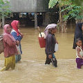 Tiga Desa di Kecamatan Muara Tabir Terendam Banjir