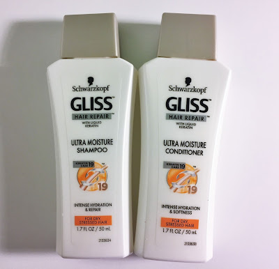 Schwarzkopf Gliss Ultra Moisture Shampoo & Conditioner