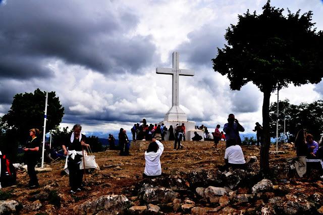 Aniversario 85 de la Cruz de Krizevac, Medjugorje