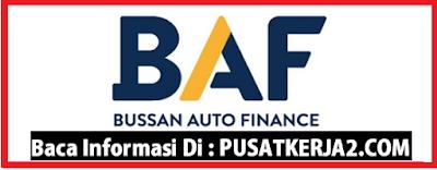 Rekrutmen Kerja SMA Sederajat Padang Oktober 2019 Busson Auto Finance