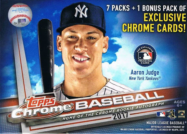 18de0443a The Raz Card Blog  Pack of the Day 177  A Blaster of 2017 Topps ...