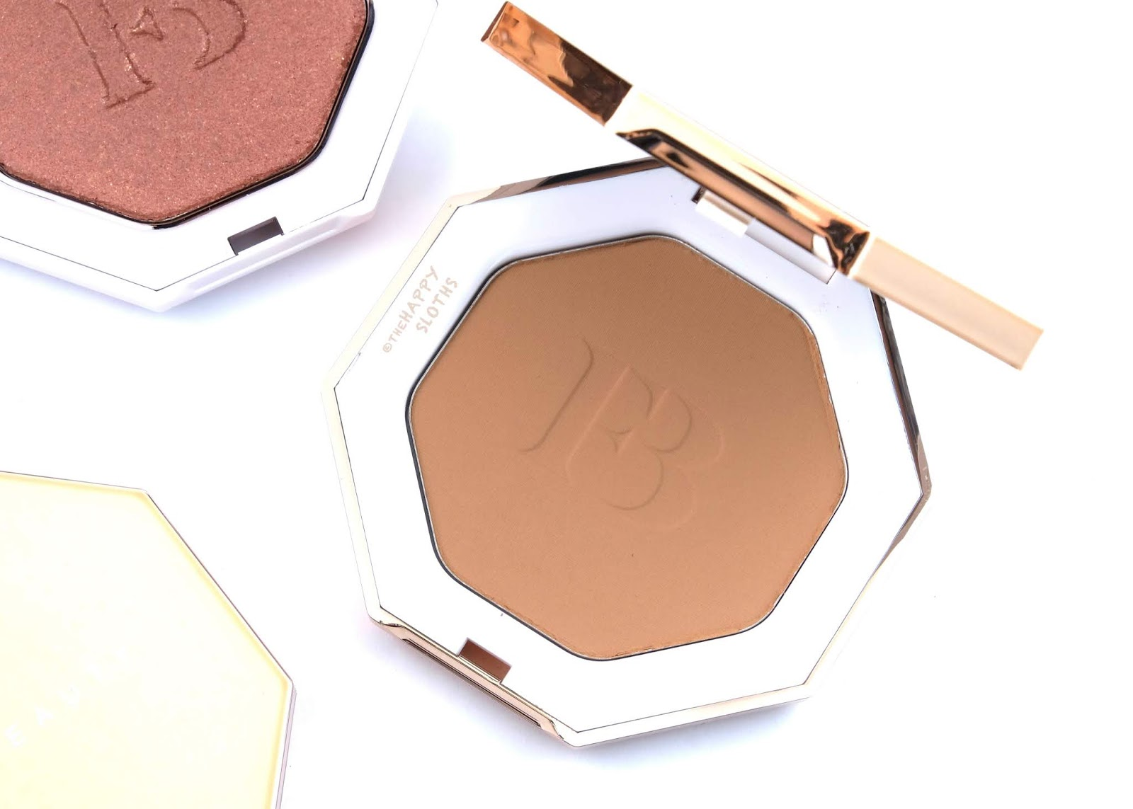 "Fenty Beauty by Rihanna | Sun Stalk'r Instant Warmth Bronzer in ""Shady Biz"": Review and Swatches"