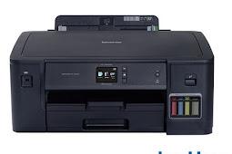 Baru Cara Setting Wireless Printer Brother