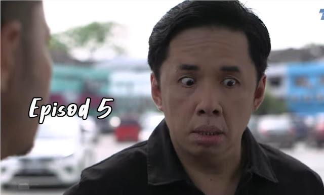 Drama Kekasih Hati Mr Bodyguard Episod 5 Full