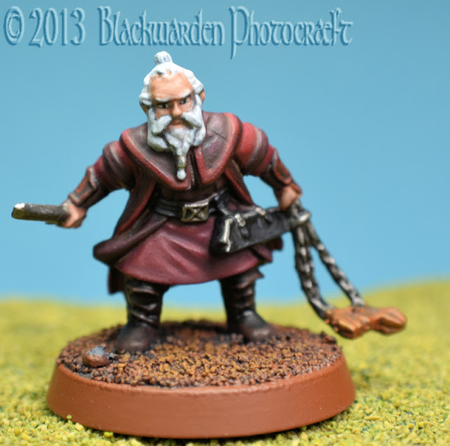 Blackwarden: Dori the Dwarf - Late But Not Forgotten