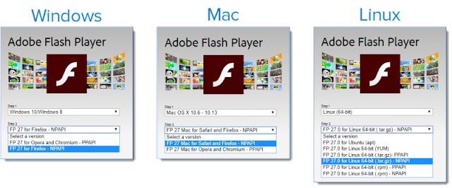 Aus dem Englischen übersetzt-Adobe Flash Player ist eine Computersoftware zur Verwendung von auf der Adobe Flash-Plattform erstellten Inhalten, einschließlich der Anzeige von Multimediainhalten, der Ausführung von Rich-Internet-Anwendungen und des Streamings von Audio und Video. Wikipedia (Englisch)