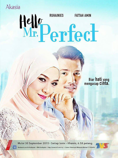 OST Hello Mr Perfect | NOMAD - SORRY SORRY SAYANGKU