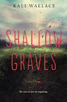 Shallow Graves by Kali Wallace book cover and review