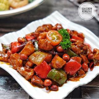 Ide Resep Masak Chicken Kungpao
