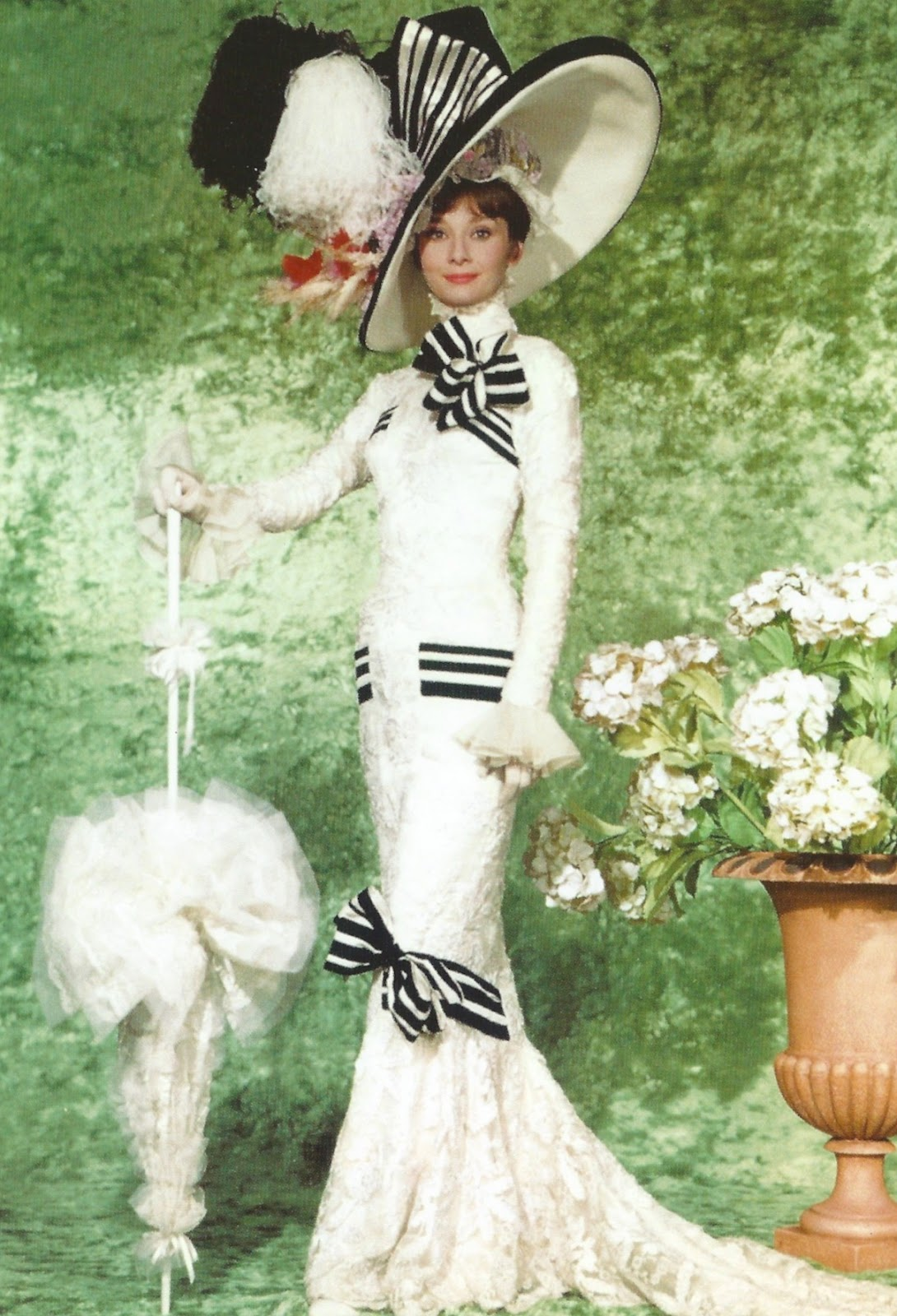 My Favorite Movies and Stars: Audrey Hepburn in My Fair Lady