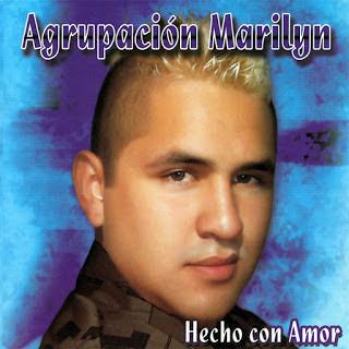 AGRUPACION MARILYN - HECHO CON AMOR CD