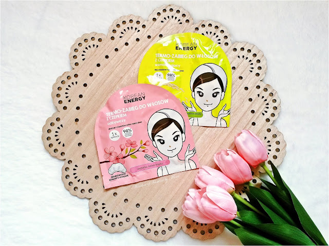 Marion, Korean Energy Termo-zabieg do włosów z czepkiem