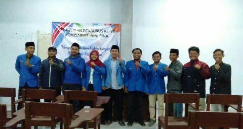 PC PMII Kabupaten Malang Resmi Lantik Pengurus Komisariat Ibnu Sin